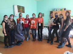 Волонтеры готовы прийти на помощь